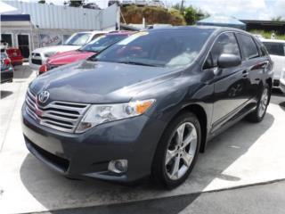 Toyota Puerto Rico Toyota, Venza 2010