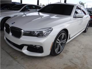 BMW Puerto Rico BMW, BMW 740 2016