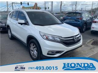 CRV EX , Honda Puerto Rico