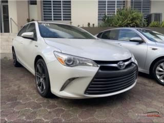 Toyota Puerto Rico Toyota, Camry 2015