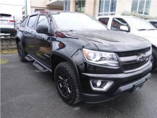 Chevrolet Puerto Rico Chevrolet, Colorado 2016