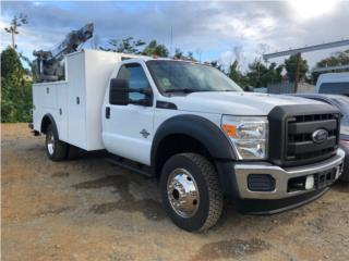2012 FORD SUPER DUTY F550 TUMBA DIESEL , Ford Puerto Rico