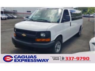 Chevrolet Puerto Rico Chevrolet, Express 2015
