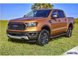 Ford, Ranger 2019, Dodge Puerto Rico