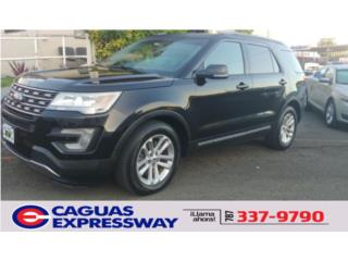 FORD EXPLORER XLT 2012,3 FILAS,FAMILIAR! , Ford Puerto Rico