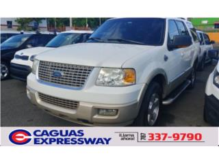 Ford Puerto Rico Ford, Expedition 2006