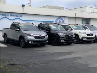 Honda Puerto Rico Honda, Ridgeline 2018