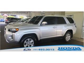2019 Toyota 4Runner Limited 4WD V6 , Toyota Puerto Rico
