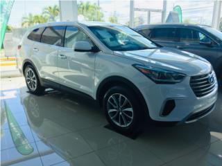 SANTA FE SEL 2019 , Hyundai Puerto Rico