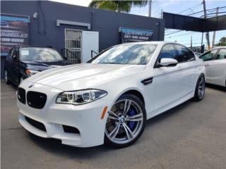 BMW Puerto Rico BMW, BMW M-5 2015