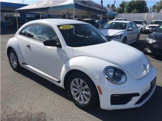 Volkswagen Puerto Rico Volkswagen, Beetle 2018