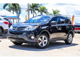 Toyota Puerto Rico Toyota, Rav4 2015