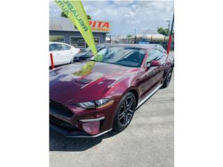 FORD MUSTANG GT 2012 ¡SOLO 59 MIL MILLAS! , Ford Puerto Rico