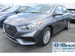 Hyundai, Accent 2020  Puerto Rico