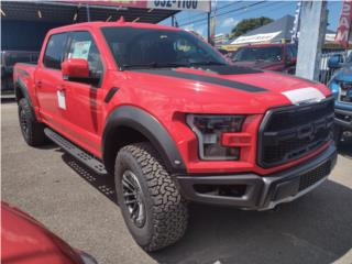 Ford Puerto Rico Ford, Raptor 2019