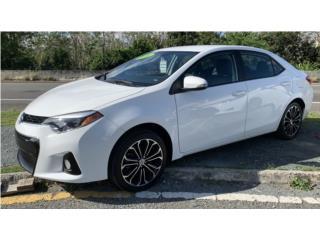 COROLLA SEDAN INMACULADO! , Toyota Puerto Rico