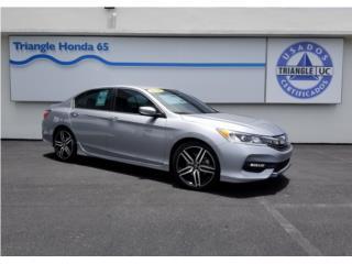 Honda Puerto Rico Honda, Accord 2016