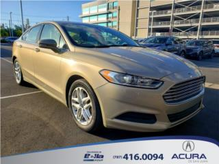 Ford Puerto Rico Ford, Fusion 2015