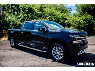 Chevrolet Puerto Rico Chevrolet, Silverado 2019