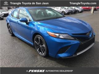 Toyota, Camry 2018, Rav4 Puerto Rico