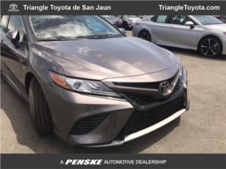 Toyota, Camry 2018  Puerto Rico