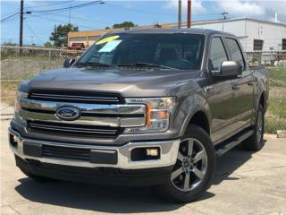 Ford Puerto Rico Ford, F-150 2018