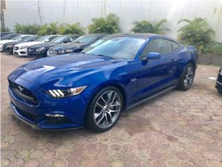 **Ford Mustang 2018 al 2019** , Ford Puerto Rico