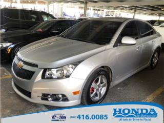 Chevrolet Puerto Rico Chevrolet, Cruze 2014