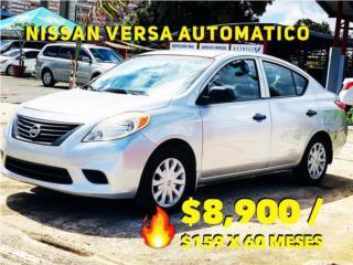 Nissan Puerto Rico Nissan, Versa 2014