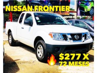 NISSAN TITAN 1804 2018 4PTS , Nissan Puerto Rico