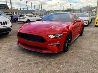 Ford, Mustang 2018, Chevrolet Puerto Rico