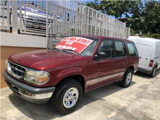 Ford Puerto Rico Ford, Explorer 1998