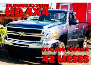 CHEVROLET COLORADO Work Truck Ext. Cab 4WD , Chevrolet Puerto Rico