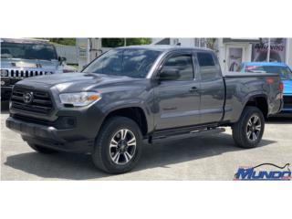Tacoma OFF ROAD 4x4 2018 , Toyota Puerto Rico