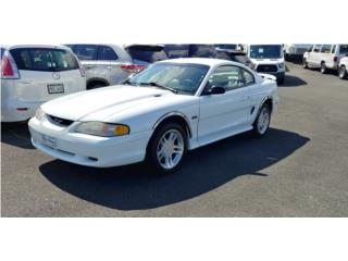 Ford Puerto Rico Ford, Mustang 1998