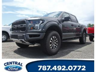 Ford F150 3.5 Lariat 2018 , Ford Puerto Rico
