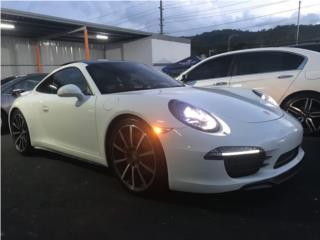Porsche Puerto Rico Porsche, Carrera  2014