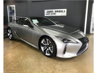 Lexus Puerto Rico Lexus, Lexus LC 2018