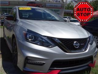 Nissan SENTRA SR 2018  BONO!!! , Nissan Puerto Rico