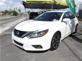 Nissan, Altima 2018, Titan Puerto Rico