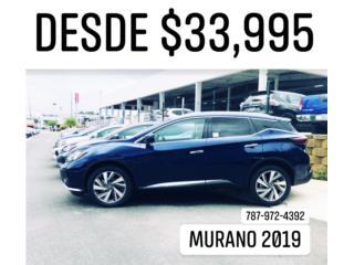 Nissan Puerto Rico Nissan, Murano 2019