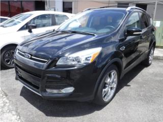 Ford Puerto Rico Ford, Escape 2016