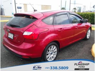 Ford Puerto Rico Ford, Focus 2012