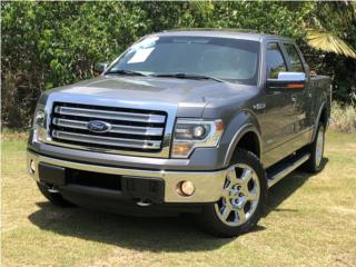 Ford F-150 2019 Platinum. Magma Red , Ford Puerto Rico