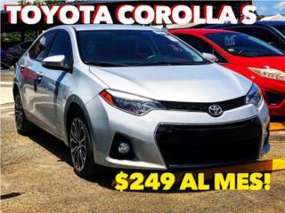 TOYOTA COROLLA 2017 32K  , Toyota Puerto Rico