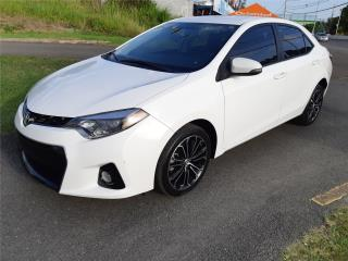 Toyota Puerto Rico Toyota, Corolla 2015