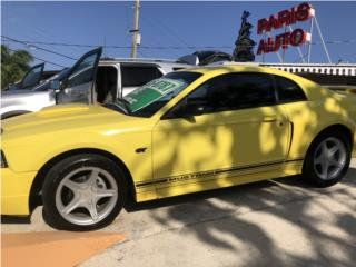 Ford Puerto Rico Ford, Mustang 2001