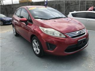 Ford Puerto Rico Ford, Fiesta 2012