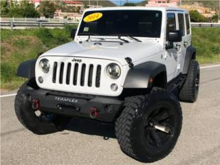 WRANGLER SPORT PRE-OWNED!  , Jeep Puerto Rico