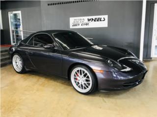 Porsche Puerto Rico Porsche, Porsche 911 1999